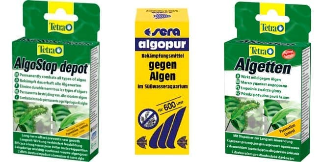 препараты против зелени