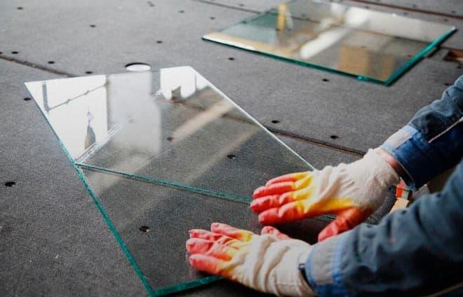 раскройка стекла