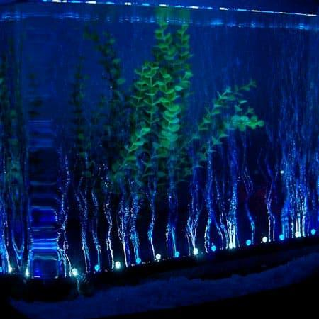 подводная подсветка