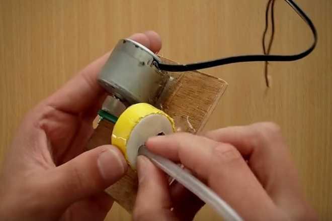 процесс создания компрессора