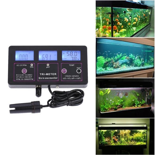 professional-6-in-1-аквариумный тестер воды